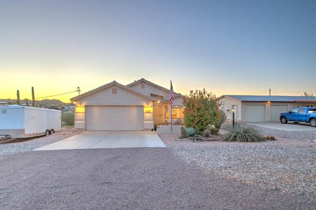 156 N Cleopatra Street, Queen Valley, AZ 85118 (MLS #6165485) :: The Laughton Team
