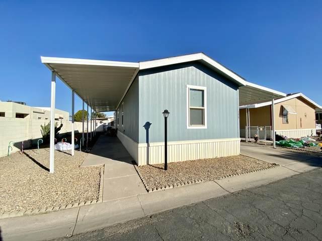 7810 W Peoria Avenue #175, Peoria, AZ 85345 (MLS #6165537) :: Long Realty West Valley