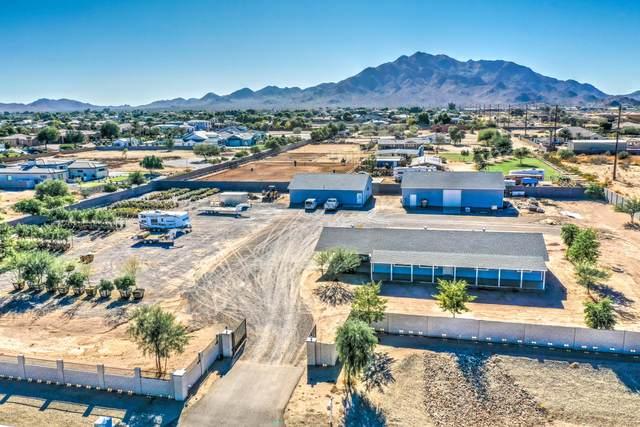 3611 E Riggs Road, Queen Creek, AZ 85142 (MLS #6165633) :: Kepple Real Estate Group
