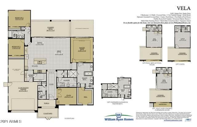11022 S Santa Margarita Lane, Goodyear, AZ 85338 (MLS #6167372) :: Yost Realty Group at RE/MAX Casa Grande