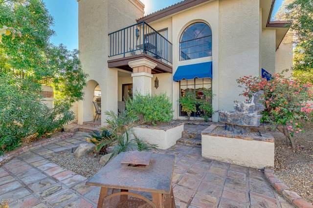 4928 E Hazel Drive #1, Phoenix, AZ 85044 (MLS #6167617) :: The Riddle Group