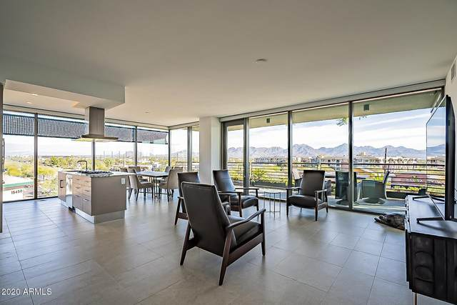7180 E Kierland Boulevard #508, Scottsdale, AZ 85254 (MLS #6169158) :: The Laughton Team