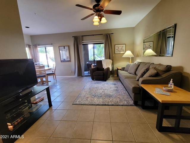 9600 N 96TH Street #156, Scottsdale, AZ 85258 (MLS #6170510) :: Maison DeBlanc Real Estate