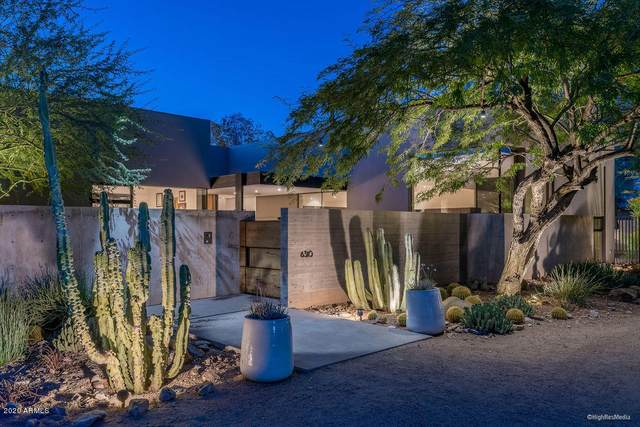 6310 N 47th Place, Paradise Valley, AZ 85253 (MLS #6172022) :: The Dobbins Team