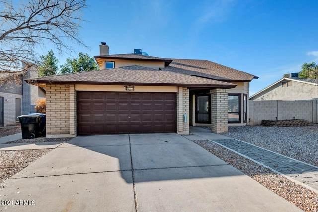 833 W Portobello Avenue, Mesa, AZ 85210 (MLS #6172646) :: Homehelper Consultants