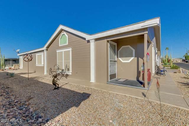 2400 E Baseline Avenue #275, Apache Junction, AZ 85119 (MLS #6173211) :: Devor Real Estate Associates