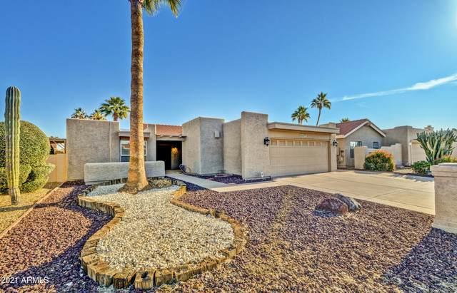 26001 S Greencastle Drive, Sun Lakes, AZ 85248 (MLS #6175153) :: The Riddle Group