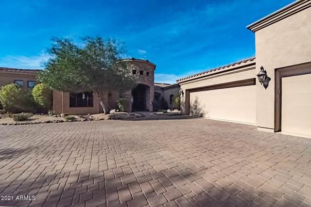 3544 N Jasper Mountain Circle, Mesa, AZ 85207 (MLS #6177503) :: The Helping Hands Team