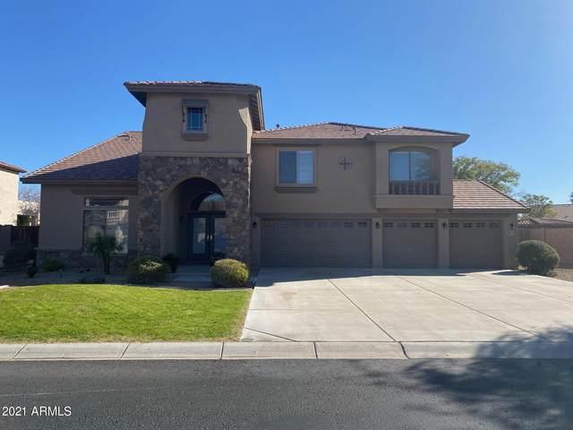 9815 W Keyser Drive, Peoria, AZ 85383 (MLS #6178814) :: West Desert Group | HomeSmart