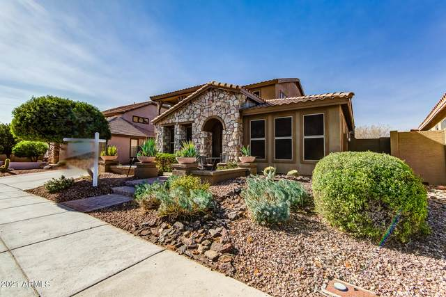 40314 N Exploration Trail, Anthem, AZ 85086 (MLS #6179457) :: Balboa Realty