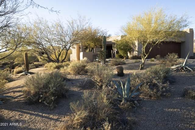 11198 E Prospect Point Drive, Scottsdale, AZ 85262 (MLS #6179521) :: The W Group