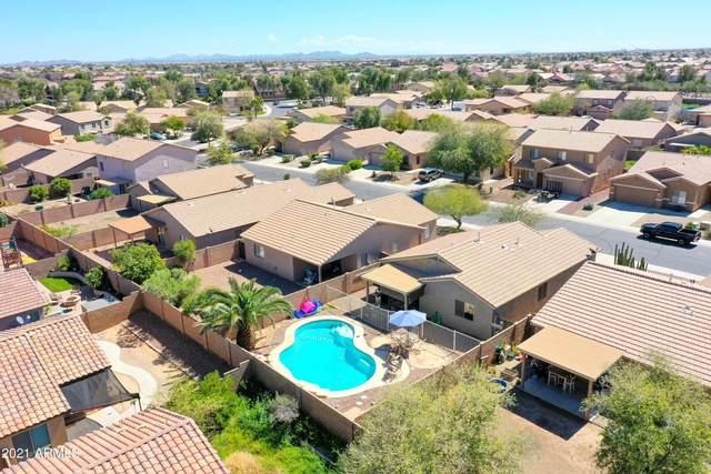 43598 W Colby Drive, Maricopa, AZ 85138 (MLS #6179619) :: Yost Realty Group at RE/MAX Casa Grande