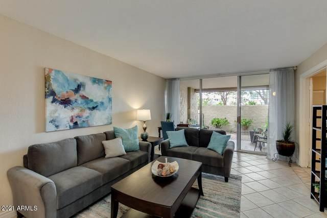 7625 E Camelback Road A125, Scottsdale, AZ 85251 (MLS #6180681) :: Kepple Real Estate Group