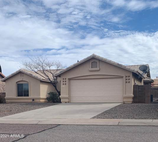 3614 Via De La Reina, Sierra Vista, AZ 85650 (MLS #6181168) :: Yost Realty Group at RE/MAX Casa Grande