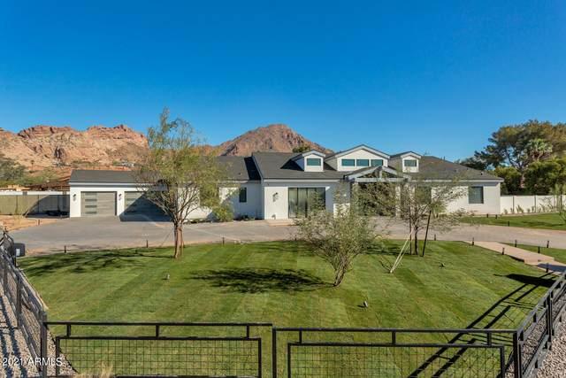 4602 E Arcadia Lane, Phoenix, AZ 85018 (MLS #6181222) :: Conway Real Estate
