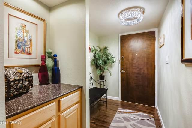 7910 E Camelback Road A410, Scottsdale, AZ 85251 (MLS #6181253) :: Kepple Real Estate Group