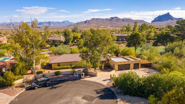 17044 E Armour Circle, Fountain Hills, AZ 85268 (MLS #6181871) :: Yost Realty Group at RE/MAX Casa Grande