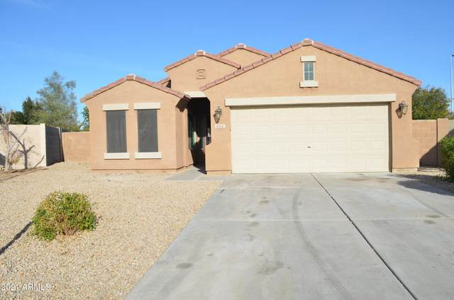 8302 W Gross Avenue, Tolleson, AZ 85353 (MLS #6181910) :: The Luna Team