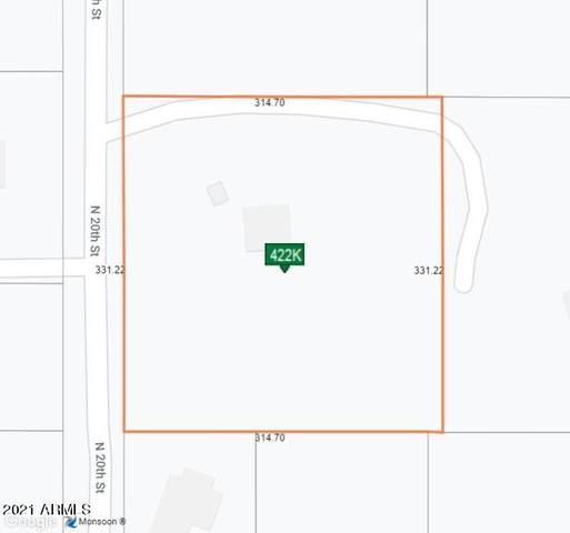 44805 N 20TH Street, New River, AZ 85087 (MLS #6182576) :: The Riddle Group