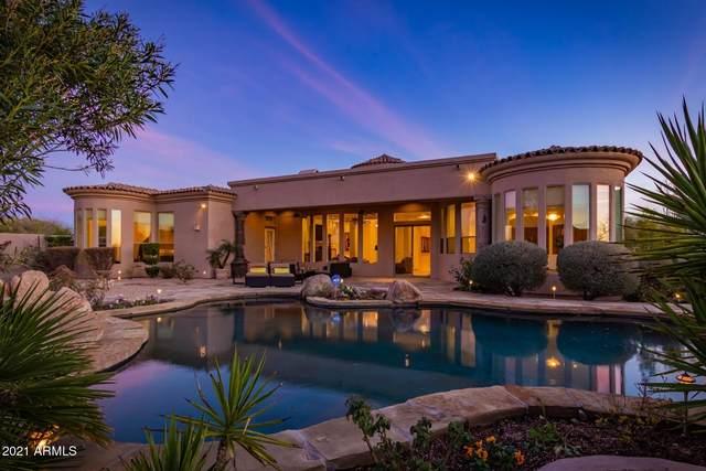 8004 E Soaring Eagle Way, Scottsdale, AZ 85266 (MLS #6183225) :: Yost Realty Group at RE/MAX Casa Grande