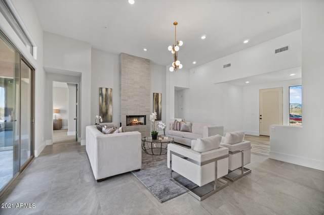 11166 E Mark Lane, Scottsdale, AZ 85262 (MLS #6183468) :: Devor Real Estate Associates
