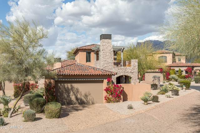 7701 E Golden Eagle Circle, Gold Canyon, AZ 85118 (MLS #6183964) :: Yost Realty Group at RE/MAX Casa Grande