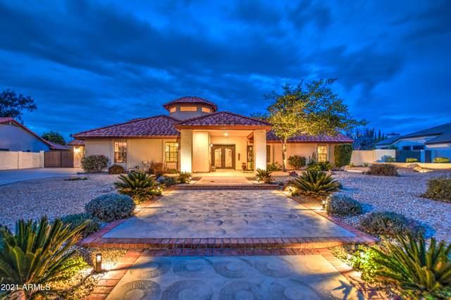 4222 W Paradise Lane, Phoenix, AZ 85053 (MLS #6184434) :: The Laughton Team