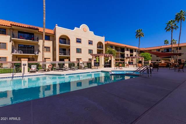 10330 W Thunderbird Boulevard C206, Sun City, AZ 85351 (MLS #6185997) :: Hurtado Homes Group