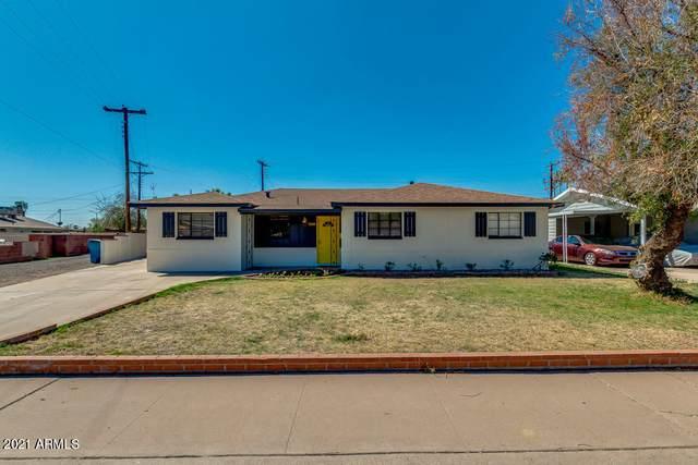 7308 N 22ND Drive, Phoenix, AZ 85021 (MLS #6186281) :: Yost Realty Group at RE/MAX Casa Grande