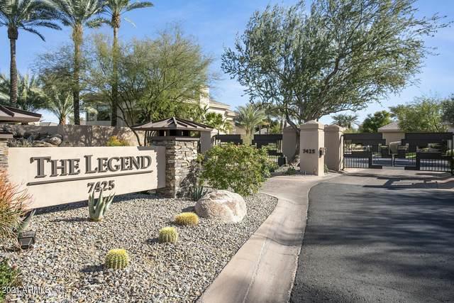 7425 E Gainey Ranch Road #2, Scottsdale, AZ 85258 (MLS #6186419) :: The Luna Team