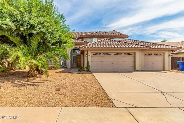 4119 E San Angelo Avenue, Gilbert, AZ 85234 (MLS #6188863) :: Elite Home Advisors