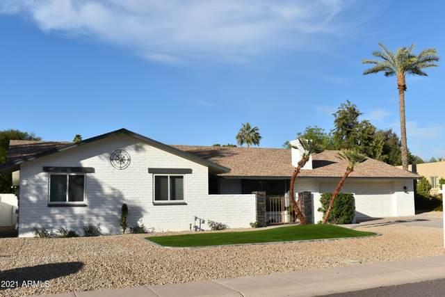 312 E Joan D Arc Avenue, Phoenix, AZ 85022 (MLS #6190570) :: Yost Realty Group at RE/MAX Casa Grande
