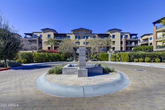 6166 N Scottsdale Road A2002, Paradise Valley, AZ 85253 (MLS #6191935) :: The Daniel Montez Real Estate Group