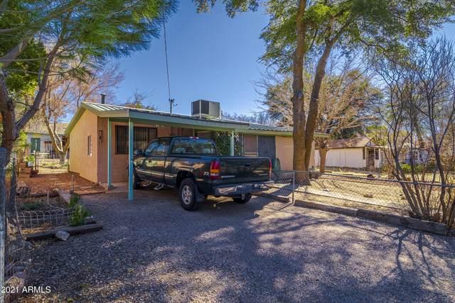 16585 W Willow Avenue, Yarnell, AZ 85362 (MLS #6195196) :: The Luna Team