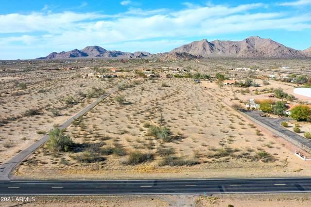 0 Ginger Way, Casa Grande, AZ 85194 (MLS #6195539) :: Dave Fernandez Team | HomeSmart