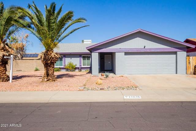 15836 N 63RD Drive, Glendale, AZ 85306 (MLS #6197325) :: Midland Real Estate Alliance