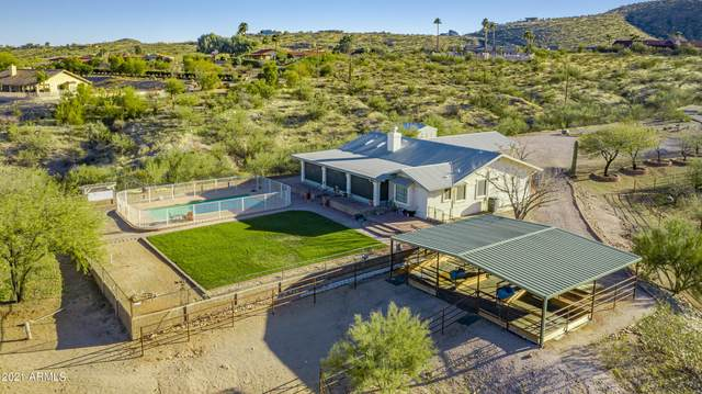 150 W Turtleback Lane, Wickenburg, AZ 85390 (MLS #6197993) :: Balboa Realty