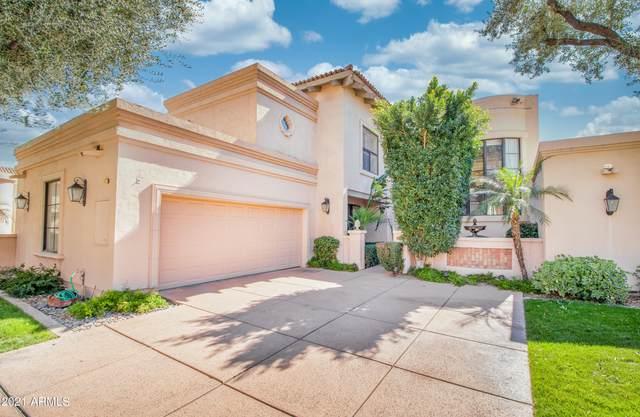 10113 E Topaz Drive, Scottsdale, AZ 85258 (MLS #6198420) :: Yost Realty Group at RE/MAX Casa Grande