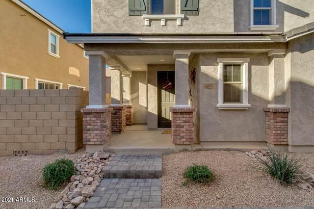 157 N Sandal, Mesa, AZ 85205 (MLS #6200157) :: Yost Realty Group at RE/MAX Casa Grande