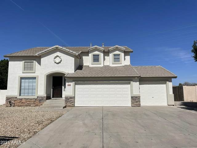 1950 E Rawhide Street, Gilbert, AZ 85296 (MLS #6201008) :: Yost Realty Group at RE/MAX Casa Grande