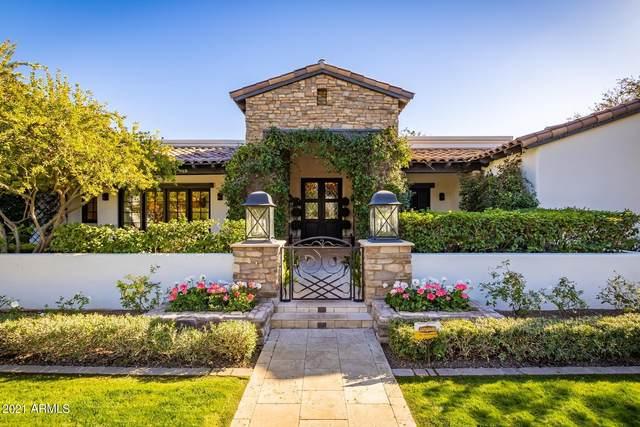 6537 E Gainsborough Road, Scottsdale, AZ 85251 (MLS #6201510) :: Yost Realty Group at RE/MAX Casa Grande
