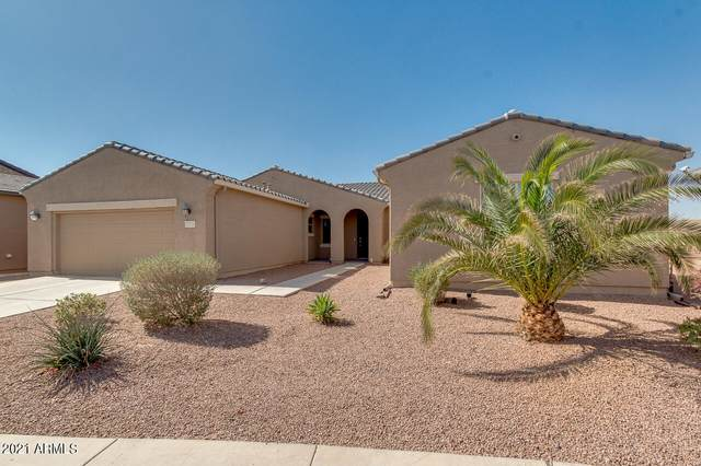 20226 N Snowflake Drive, Maricopa, AZ 85138 (MLS #6202942) :: The Daniel Montez Real Estate Group