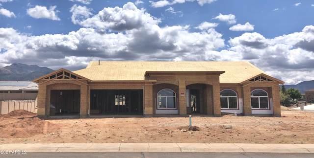 2152 Barcoda Court, Sierra Vista, AZ 85650 (MLS #6204730) :: Yost Realty Group at RE/MAX Casa Grande