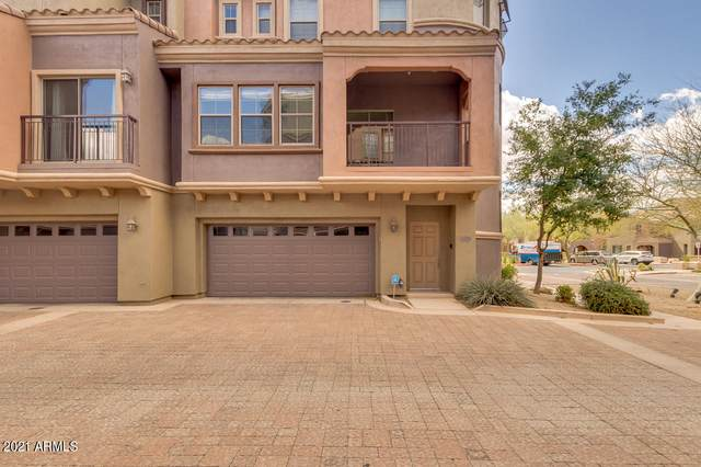 3935 E Rough Rider Road #1112, Phoenix, AZ 85050 (MLS #6206228) :: Howe Realty