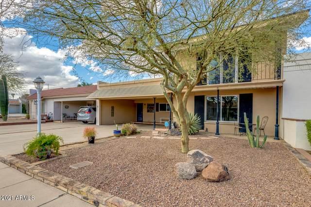 7624 E Bonita Drive, Scottsdale, AZ 85250 (#6206621) :: Long Realty Company
