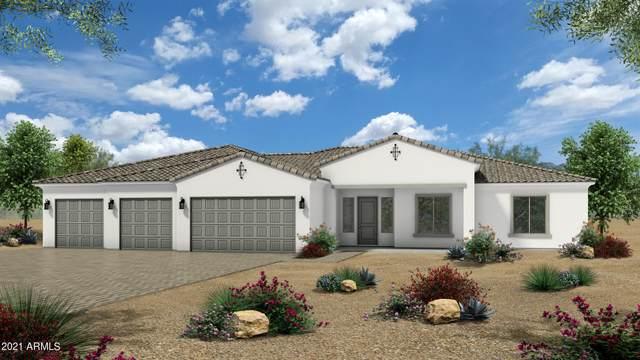 Xx E 7St Tumbleweed Drive Lot 2, Phoenix, AZ 85085 (MLS #6207648) :: Hurtado Homes Group