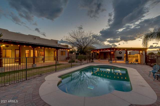 20720 W Cattle Iron Drive, Wickenburg, AZ 85390 (MLS #6208586) :: The Everest Team at eXp Realty