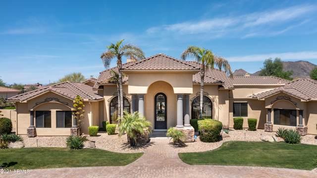 6610 W Vista Bonita Drive, Glendale, AZ 85310 (MLS #6208752) :: Kepple Real Estate Group