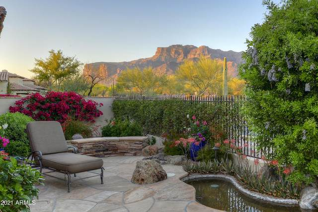 2925 S Lookout Ridge, Gold Canyon, AZ 85118 (MLS #6208755) :: The Garcia Group