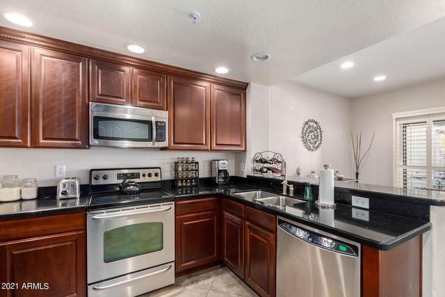 21320 N 56TH Street #2018, Phoenix, AZ 85054 (#6209525) :: Luxury Group - Realty Executives Arizona Properties